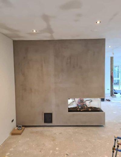 schouw betonloon glimmen